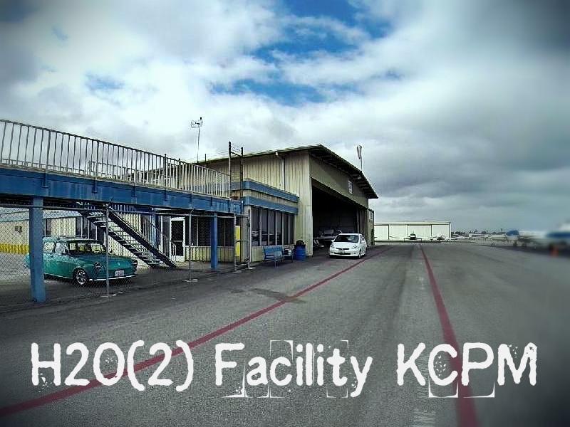 H2O(2) Hangar Classroom KCPM