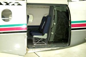 smart loading of a Pilatus PC12