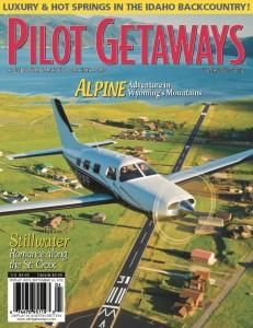 Pilot Magazine Pilot Getaways, 2012