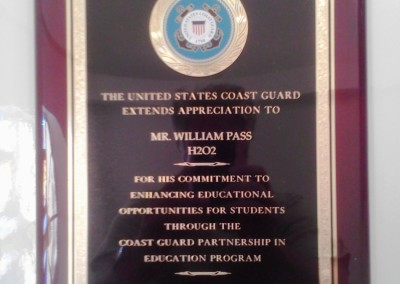 United States Coast Guard Recognition