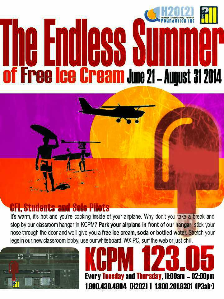 The Endless Summer of Free Ice Cream 2014